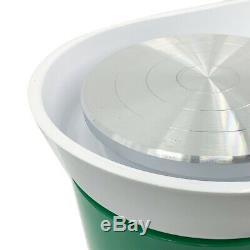 110V Potters Wheel For Professional Ceramic Work Heavy Duty Machine Wheel