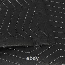 12 Heavy Duty Moving Packing Blankets Ultra Thick Pro 80 x 72 Furniture Pads