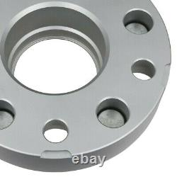 1.25 Wheel Spacer Kit For 05-10 Jeep Grand Cherokee WK Heavy Duty Hubcentric