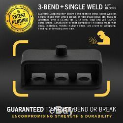 2011-2019 Sierra/Silverado HD 3 F + 2 R Lift Kit + Shocks Extenders + Tool 4WD
