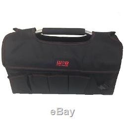 20 Inch 600mm Pro Tool Tote Bag Caddy Case Holdall with Hood Cover Heavy Duty
