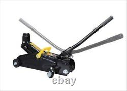 2-1/4 Ton Professional Hydraulic Floor Jack Car 2 Heavy-duty Jack Stand Portable