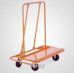 3000LBS Drywall Cart Dolly Handling Heavy-duty Sheetrock Sheet Professional