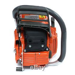 3.4KW 18 Inch Blade Professional Wood Cutter Chain Saw Heavy Duty Gasoline