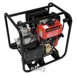3 Electric Start Diesel Water Pump Heavy Duty Professional Neilsen CT2893