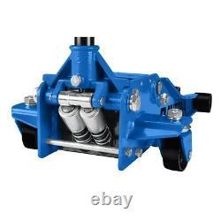3 Ton Floor Jack Heavy Duty Professional Low Profile Rapid Quick Pump Daytona