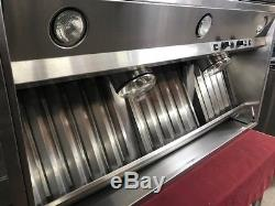 48 Stainless Steel Wall Hood Viking Professional #8729 Commercial Heavy Duty