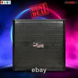 5 Core 18 Inch PA DJ 600 W RMS PRO Wooden Sub Woofer BOX Passive COLUMN 8 OHMS