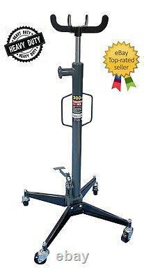 600kg Heavy Duty Professional Transmission Jack Gearbox Jack Vertical TRN0600