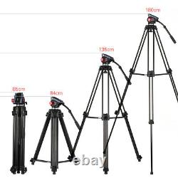 72inch Pro Professional Heavy Duty Aluminum DSLR Tripod with Quick Release Plate