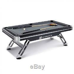 7.5 Titan Heavy Duty Pro Pool Table Snooker Modern Billiard With Accessory Kit
