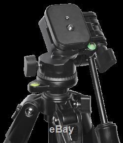80 Professional Titanium Alloy Heavy Duty Tripod For Nikon Canon Rebel Sony