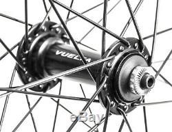 Aeromax Pro HD Heavy Duty 700c Road CX Bike Wheelset QR 8-11s Shimano / SRAM NEW