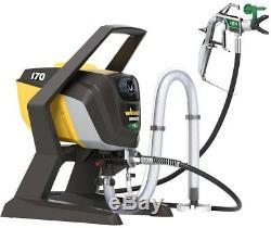 Airless Sprayer Wagner Control Pro High Efficiency Spray Gun Tip Heavy Duty Tool