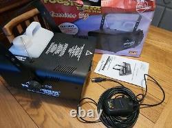 American DJ (ADJ) FOGSTORM 1200HD professional heavy duty fog / smoke machine
