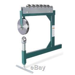Arksen Professional Heavy Duty English Wheel Quick Metal Shaping Sheet Metal Sha