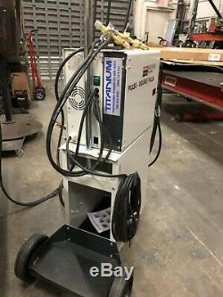 Auto Body 3 Torch Mig Welder Dent Puller Spotter Pro Quality W Cart W Warranty
