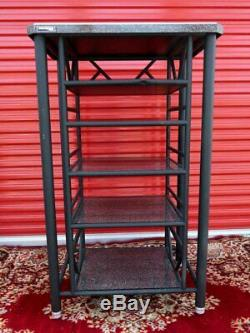 BILLY BAGS Pro-Stand 5 Level Heavy Duty Rack for High End Audio Equipment