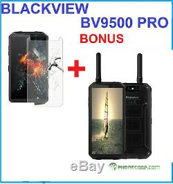 BLACKVIEW BV9500 PRO BLACK IP68 4GLTE Smart Phone Rugged heavy duty waterproof