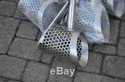 Beach Sand Scoop Henry Metal detecting Scoop Heavy Duty Minelab Detect Pro