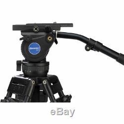 Benro BV8 BV-8 Video Tripod Professional Auminium Camera Tripods Heavy Duty Head