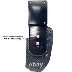 Black Scorpion Gear 2011 with Full Dust Cover Pro Heavy Duty Holster USPSA