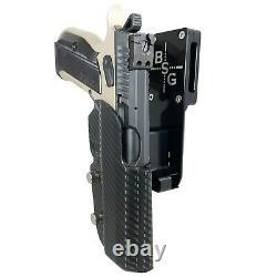 Black Scorpion Gear CZ Shadow 2 Pro Heavy Duty Holster USPSA