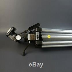 Bogen 3040Professional Heavy Duty Aluminum Tripod with 3047 Head Made in Italy