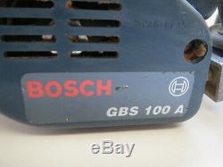 Bosch-Belt-Sander-GBS100A-Professional Heavy Duty-240V