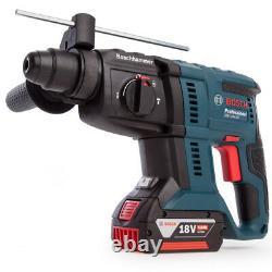 Bosch GBH 18V-20 Professional Hammer Drill 18V SDS+ LED D-Handle UPS /Bare Tool