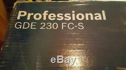Bosch Professional Abzugshaube GDE230FC-S Full Cover Winkelschleifer Heavy Duty