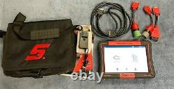 CLEAN! Snap-On Pro-Link Edge Heavy Duty Scanner Scan Tool Touchscreen EEHD189090