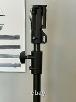 Calumet 7 Professional Heavy Duty Telescopic Cine Light Stand withCastors MF6070
