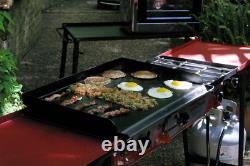 Camp Chef 16 x 24 Seasoned Steel Professional Griddle Extra-Large Heavy Duty