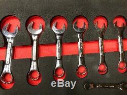 Craftsman Professional Stubby 24pc. VV Wrench Set USA