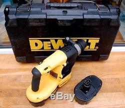 DeWALT DC212KA 18V Cordless Heavy Duty SDS+ Professional Hammer Drill Kit