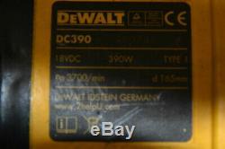 Dewalt 18v Cordless Circular Skill Trim Saw Heavy Duty Pro Dc390 Nano W@@w1