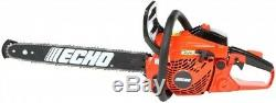 ECHO Handheld Gas Chainsaw Real Handle Powerful Heavy Duty Professional Hand Saw