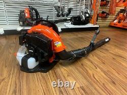 ECHO PB-580T BRAND NEW 215 MPH 510 CFM 58.2cc Gas Backpack Blower Tube Throttle