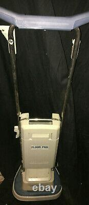ELECTRROLUX FLOOR PRO HEAVY DUTY FLOOR SHAMPOOER/POLISHER 1522 With3 SOFT BRUSHES