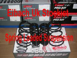 Eibach Pro Kit Lowering Springs for Mini (R50, R53) One, Cooper, Cooper S, One D