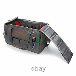 Estwing Heavy Duty 14 Compartment, 18 in. Professional Framer's Tool Bag 94762
