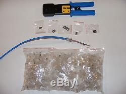 Ezrj45 crimper Professional Heavy Duty ez-rj45 Crimp Tool Platinum ez rj45 cat 6