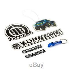 Fits 86-95 Toyota IFS Pickup 3 F + 2 R Lift Kit + Shocks + Diff Drop 4x4 PRO