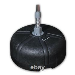Free Standing Boxing Speedballs Heavy Duty Bag MMA Pro Martial Arts Stand Kick