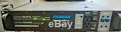 Furman AR-PRO Heavy Duty 30 amp AC Voltage Regulator Protector 120 VAC +/- 4%