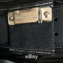 Gatorback Carpenter's Combo Tool Belt & Bags Professional Grade Heavy Duty