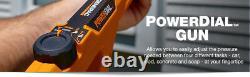 Generac 7143 3100 PSI 2.5 GPM Electric Start Residential Pressure Washer Kit