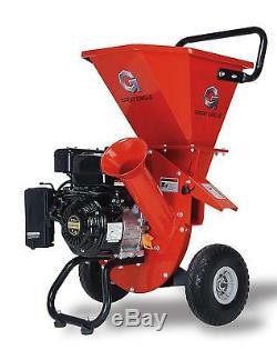 GreatCircle 7 HP Heavy Duty 212cc Gas Powered 31 Pro Wood Chipper Shredder