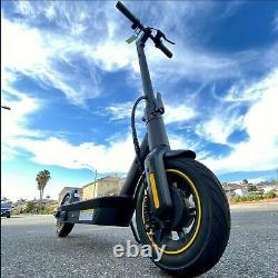 HEAVYDUTY 2021 Pro Electric Scooter / 10 WHEELS / Segway